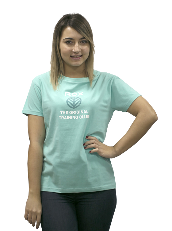 Camiseta Modulator S R Y Mujer Fucsia Rox Urbano Accesible aArvqa